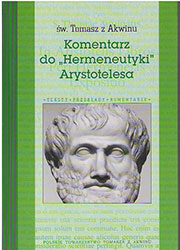 "Komentarz do ""Hermeneutyki"" Arystotelesa"