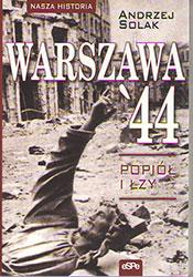 Warszawa'44. Popiół i łzy