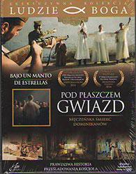 Pod płaszczem gwiazd. Książka + film DVD