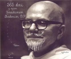 365 dni z ojcem Joachimem Badenim OP. Książka wraz z płytą CD