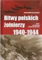 Bitwy polskich żołnierzy 1940-1944. Książka + płyta CD