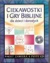 Ciekawostki i gry biblijne dla dzieci i dorosłych - 4 płyty CD-ROM