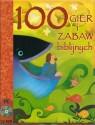 100 gier i zabaw biblijnych - płyta CD-ROM