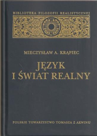 Język i świat realny, Dzieła t. XIII