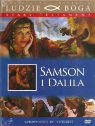Samson i Dalila. Książęczka + DVD