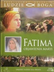 Fatima. Objawienia Maryi. Książeczka + DVD