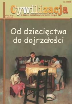 Cywilizacja nr 18 'Od dziecięctwa do dojrzałości'