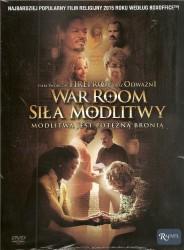"""""""War Room"""" - Siła modlitwy. Książeczka + DVD"""