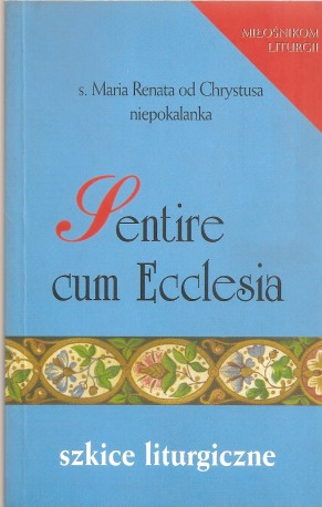 Sentire cum Ecclesia. Szkice liturgiczne