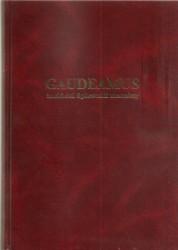 Gaudeamus łaciński śpiewnik kościelny