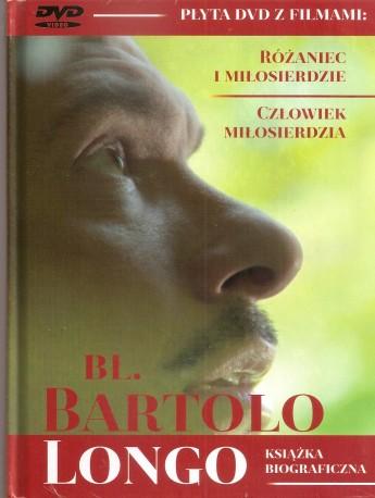 Bł. Bartolo Longo, Człowiek miłosierdzia. Różaniec i miłosierdzie. Książka wraz z płytą DVD