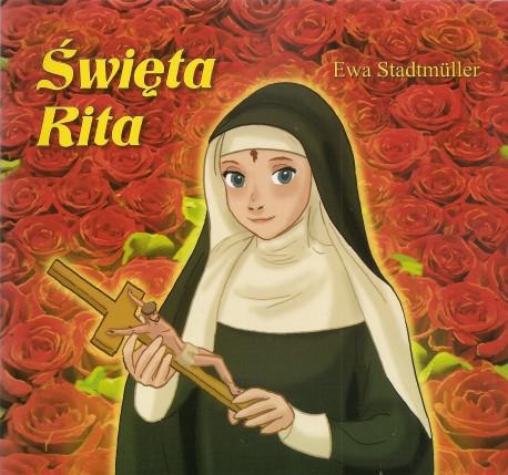 Święta Rita. Książeczka