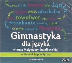 Gimnastyka dla języka - audiobook logopedyczny