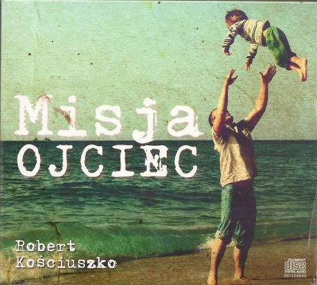 Misja Ojciec - audiobook CD