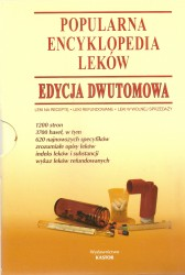 Popularna encyklopedia leków. Dwutomowy komplet