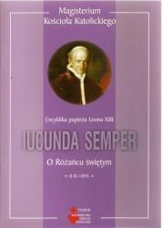 Iucunda Semper, Encyklika papieża Leona XIII o Różańcu Świętym
