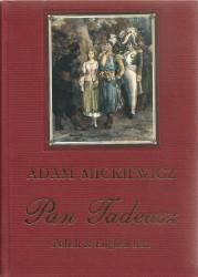 Pan Tadeusz. Wydanie polsko-angielskie