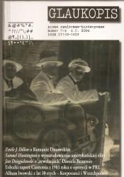 Glaukopis numer 5-6 2006