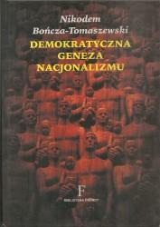 Demokratyczna geneza nacjonalizmu