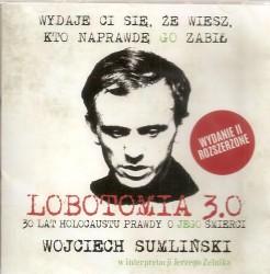 Lobotomia 3.0. Audibook - czyta Jerzy Zelnik