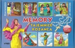 Tajemnice Różańca. Gra edukacyjna – memory