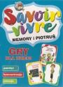 Savoir - vivre. Memory i Piotruś. Gry dla dzieci