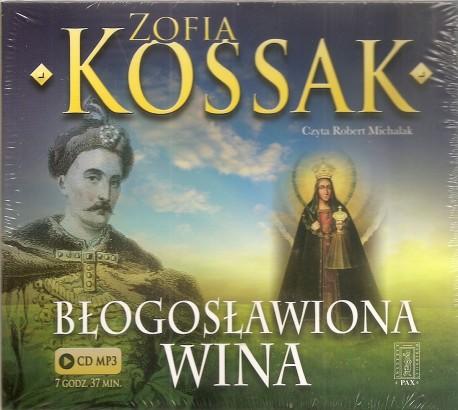 Błogosławiona wina. Audiobook