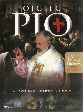 Ojciec Pio ...pomiędzy niebem, a ziemią. Płyta DVD wraz z książką