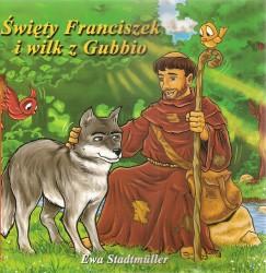 Święty Franciszek i wilk z Gubbio. Książeczka