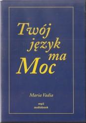 Twój język ma Moc. Audiobook