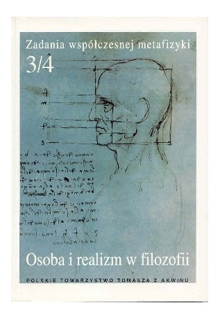 Osoba i realizm w filozofii
