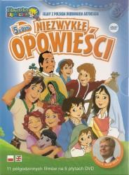 Niezwykłe opowieści. 5 płyt DVD