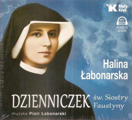 Dzienniczek. Audiobook. Czyta Halina Łabonarska
