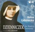 Dzienniczek - audiobook CD czyta Halina Łabonarska