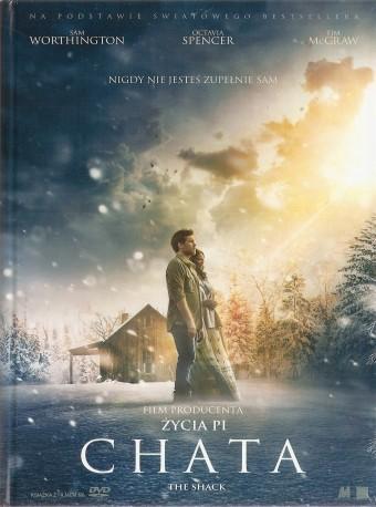 Chata. Płyta DVD wraz z książeczką