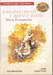O krasnoludkkach i sierotce Marysi. Audiobook