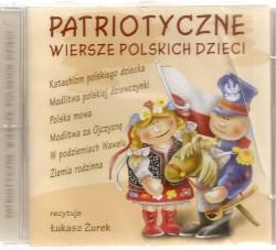 Patriotyczne wiersze polskich dzieci. Audiobook
