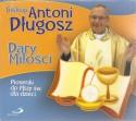 Dary miłości. Piosenki do Mszy św. dla dzieci. Płyta CD