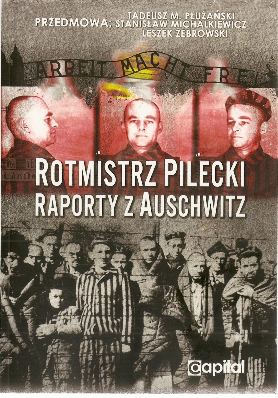 Rotmistrz Pilecki. Raporty z Auschwitz - Prawe książki