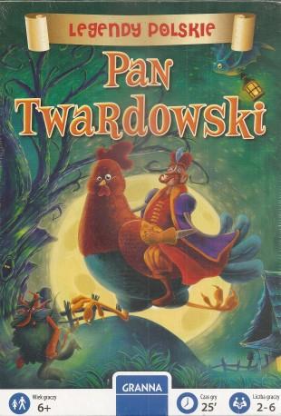 Pan Twardowski. Legendy polskie. Gra dla dzieci powyżej 6 roku życia