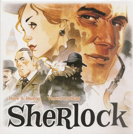 Sherlock. Gra dla dzieci powyżej 10 roku życia