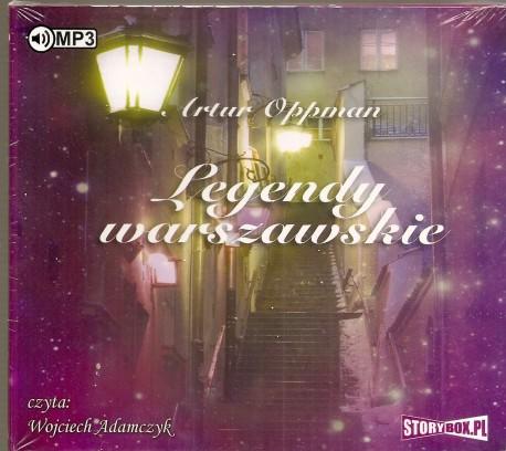 Legendy warszawskie. Audiobook  czyta Wojciech Adamczyk