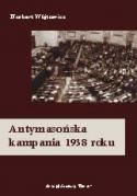 Antymasońska kampania 1938 roku
