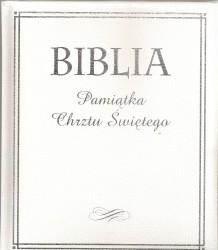 Biblia. Pamiątka Chrztu Świetego,