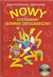 Nowy ilustrowany słownik ortograficzny +CD