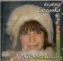 CD Najpiękniejsze kolędy śpiewa Krystyna Giżowska
