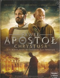Paweł Apostoł Chrystusa. Książeczka z filmem DVD