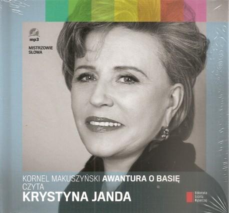 Awantura o Basię. Audiobook. Czyta Krystyna Janda
