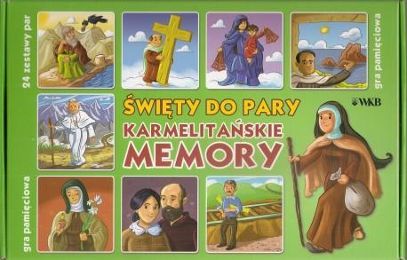Święty do pary. Karmelitańskie memory