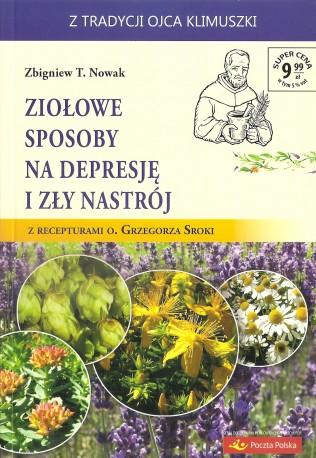 Zbigniew T. Nowak, Ziołowe sposoby na depresję i zły nastrój